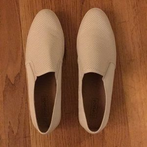 Topshop slip-on sneakers